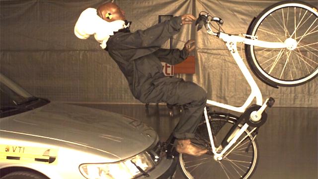 fahrradhelm airbag von h vding aus schweden h vding helm. Black Bedroom Furniture Sets. Home Design Ideas